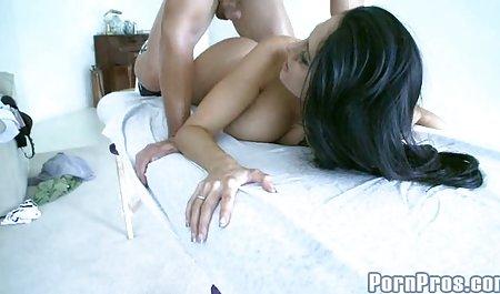 Tato bokep barat besar pantat besar angka dengan Payudara besar menyemprotkan setelah sex-machine fuck me in the ass